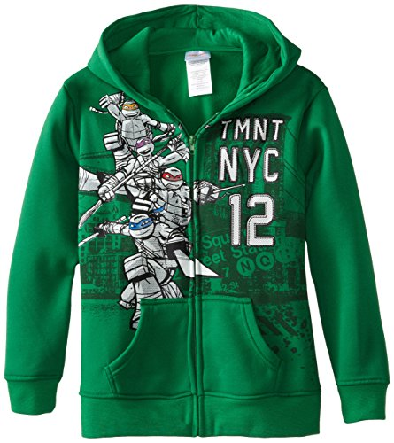 Teenage Mutant Ninja Turtles Big Boys' Character Hoodie,