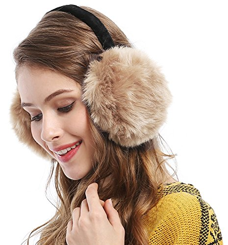 Fur Ear Muffs - 5