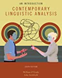 Contemporary Linguistic Analysis, Sixth Edition