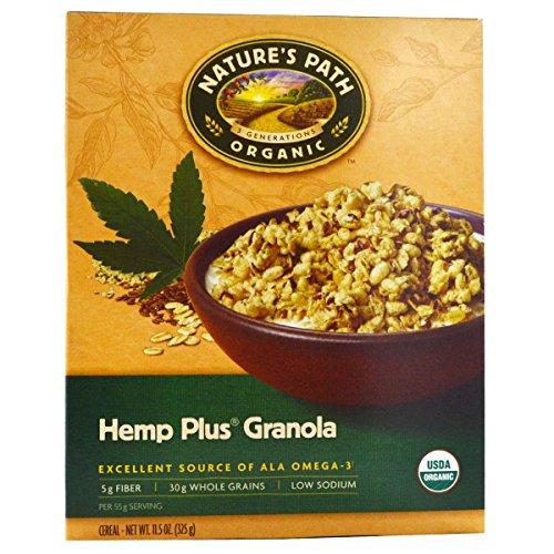 (Organic Hemp Plus Granola)