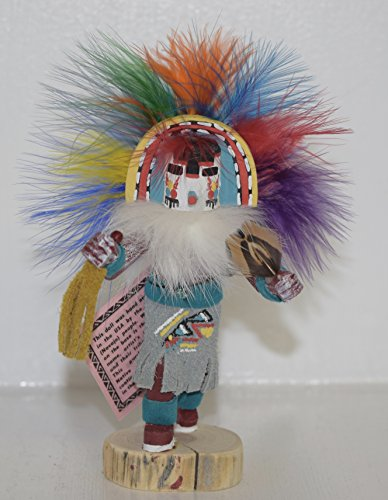 5 INCH Rainbow Kachina, used for sale  Delivered anywhere in USA