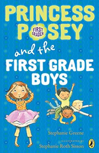 Princess Posey and the First-Grade Boys (Princess Posey, First Grader) ()