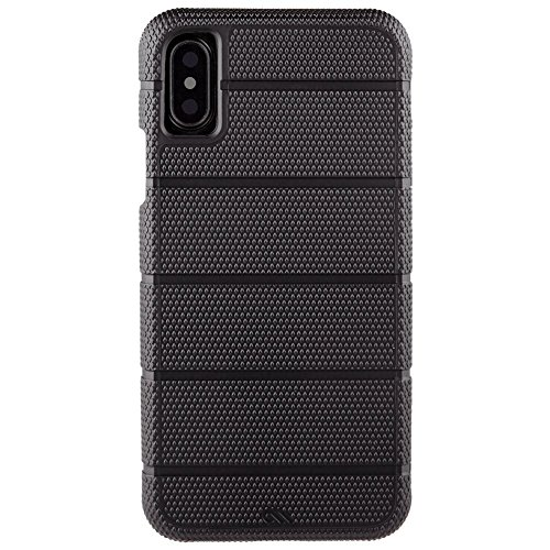 Case-Mate iPhone X Case - TOUGH MAG - Ultra Protective - 10 ft Drop Protection - Slim Design - Apple iPhone 10 - Black (Case Mate Barely There Case Iphone 6)