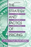 img - for The Strategy and Tactics of Pricing: A Guide to Profitable Decision Making book / textbook / text book
