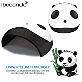 Expxon USB Panda 36W 60s/90s/120s 3 Timer settings LED UV Nail Gel Curing Lamp Dryer Machine Cure UV Gel