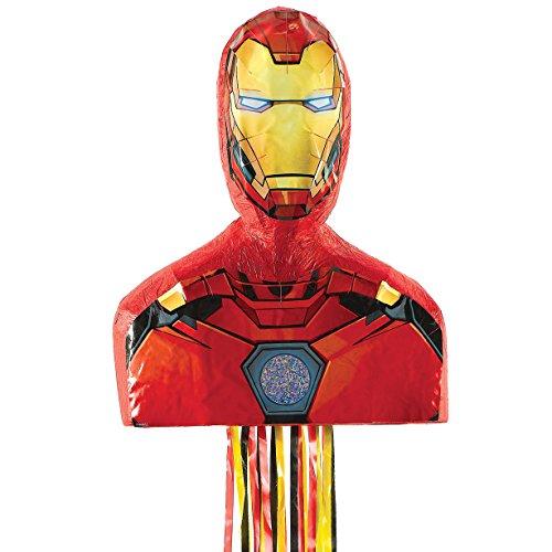 Avengers Iron Man 3D Pinata -
