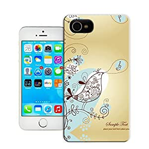 Unique Phone Case Yellow background vines Hard Cover for 4.7 inches iPhone 6 cases-buythecase