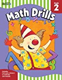 Math Drills: Grade 2 (Flash Skills), Flash Kids Editors, 141143451X