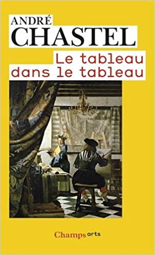 Ordinaire Le Tableau Dans Le Tableau : Suivi De La Figure Dans Lu0027encadrement De La  Porte Chez Velazquez (French) Mass Market Paperback U2013 November 7, 2012
