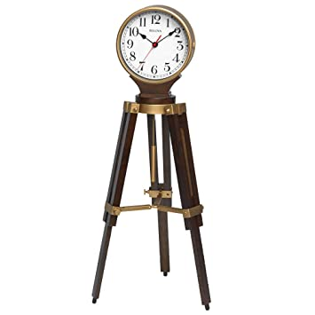 Wooden mantel clocks amazon