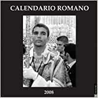 Il Calendario Romano.Calendario Romano 2008 Wall Calendar Universe Publishing