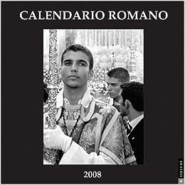 Calendario Romano.Calendario Romano 2008 Wall Calendar Universe Publishing Piero