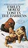 Front cover for the book Lost in the Barrens by Farley Mowat