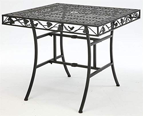4D Concepts Ivy League Square Dining Table