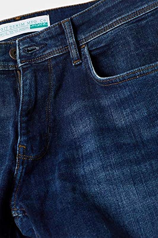 ESPRIT Męskie legginsy Straight Leg: Esprit: Odzież