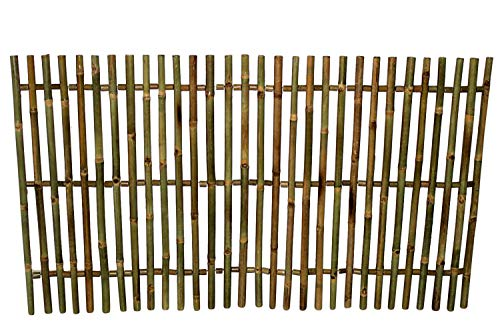 Ornamental Bamboo Rolled Fence, 0.5