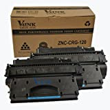 2 Pack V4INK ® New Compatible Canon 120 Toner Cartridge-Black (2617B001AA), Office Central