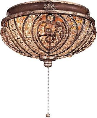 MinkaAire MA K9500 2 Light Renaissance Fan Light Kit,