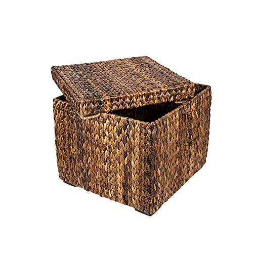 WFL Storage Three-Dimensional Structure Weaving Abaca Seaweed Breathable to Keep Dry and Sturdy 703 (Finish Abaca Natural)