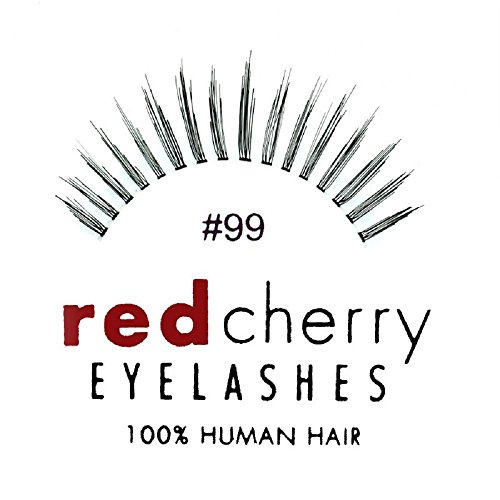 Red Cherry Eyelashes #99 (6 Pc Pack)