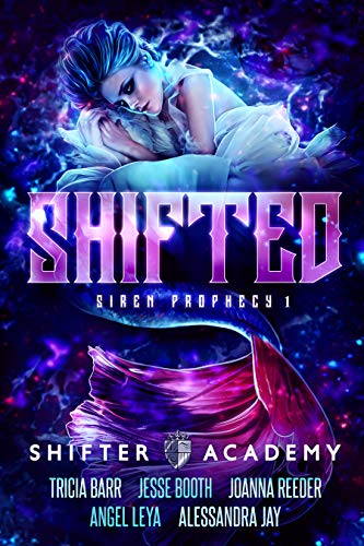 Myreen never expected to learn she was a mermaid shifter, or that her mother was killed by vampires…Tricia Barr's #1 bestseller Shifted: Siren Prophecy 1