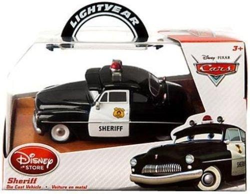 Cars Movie Radiator Springs - Disney / Pixar CARS Movie Exclusive 1:43 Die Cast Car Sheriff