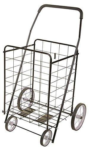 Cheap Shopping Cart 154lbs Capacity