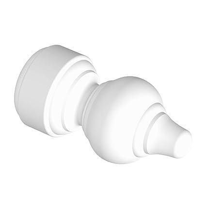 Stangenenden für 22 mm Gardinenstangen 1 Paar dekorative Gardinenstangen