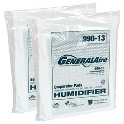 Domestic Hot Water Coil (Heating, Cooling & Air GeneralAire 990-13 - Humidifier Water Panel (2-Pack) )