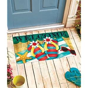 51Q%2BDriM6qL._SS300_ 100+ Beach Doormats and Coastal Doormats For 2020