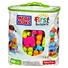 Mega Bloks Big Building Bag, 60-Piece (Trendy)