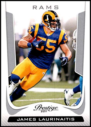 2011 Panini Prestige #181 James Laurinaitis NM-MT St. Louis Rams Official NFL Football Trading Card ()