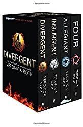 Divergent Series Boxed Set (Plus World of Divergent)