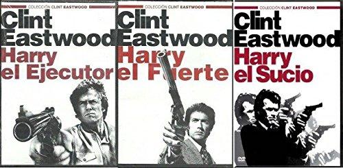 Colección Clint Eastwood Vol.2 DVD Packs - Nuevo: Amazon.es: Cine ...