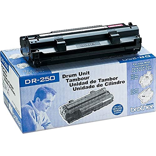 Original Brother DR-250 (DR250) 12000 Yield Drum Unit - Retail