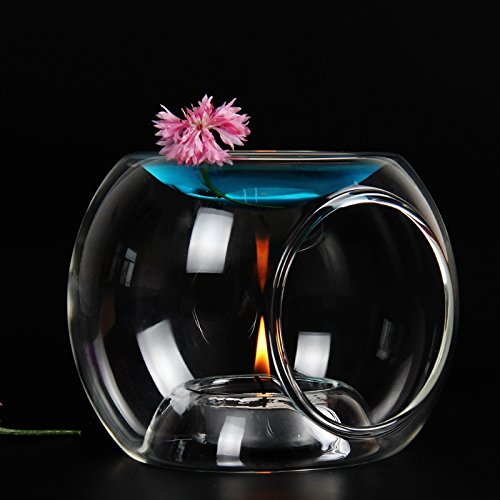 2016 New Design Glass Oil Burner Candle Aromatherapy Oil ...