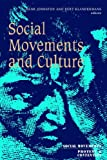 Social Movements and Culture, Klandermans, Bert, 185728500X