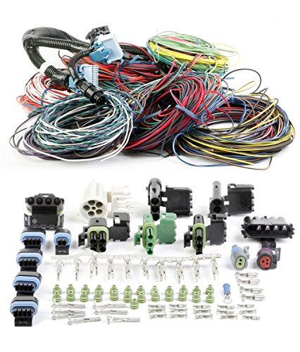 Holley 534-143 Replacement Main Wiring (Main Engine Wiring Harness)