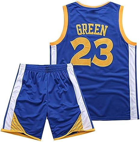/ärmelloser Draymond Green Unisex Herrenliga klassischer Draymond Green23# Trikot bestickter Anzug 23 Golden State Warriors Nr