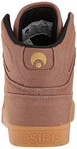 DCN Gum Osiris Gum 83 Brown Vulc NYC Brown tyqAacwRq