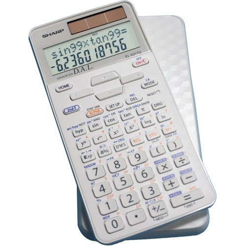 Sharp EL-531TGBDW Engineering/Scientific Calculator