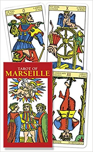 Tarot of Marseille Mini (English and Spanish Edition): Lo ...