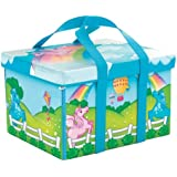 Neat-Oh! ZipBin Everyday Princess 40 Pony Rainbow Park w/ 1 pony