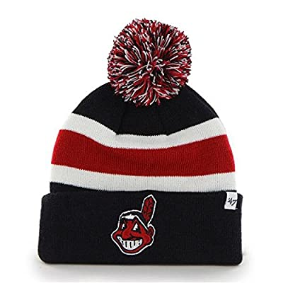 '47 Brand Cleveland Indians Breakaway Knit Hat