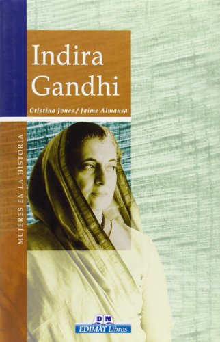 Descargar Libro Indira Gandhi ) Cristina Jones