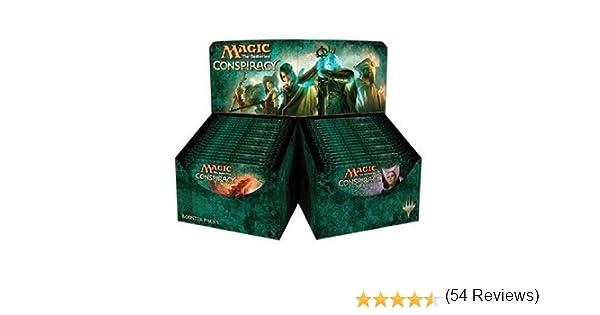 Conspiracy - Caja de Sobres - Inglés: Amazon.es: Juguetes y juegos