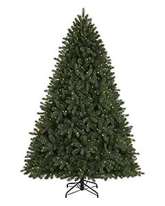 7.5 ft. Royal Douglas Fir Artificial Christmas Tree - Clear