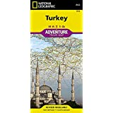 Turkey Adventure Map
