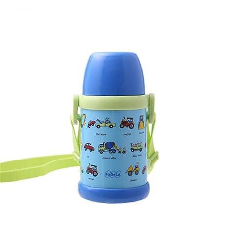 NBRTT Vacío de Acero Inoxidable para niños Botella de Agua ...