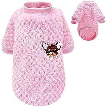 Amazon.com : Vedem Dog Warm Fleece Puffer Vest Coat Cold